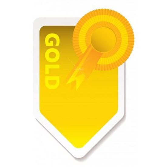 Gold Spot 100 Outfield
